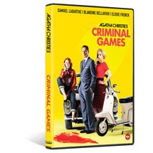 Criminal Games - Agatha Christie DVD