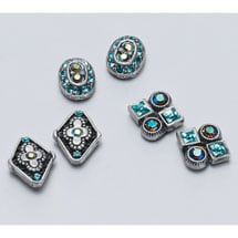 Royal Turquoise Earrings
