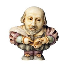 Historical British Caricature Boxes - Shakespeare
