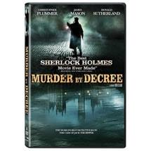 Murder by Decree DVD