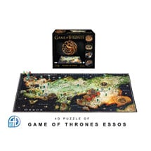 4D Game of Thrones Puzzles - Essos