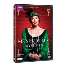 Mrs. Bradley Mysteries: The Complete Series DVD
