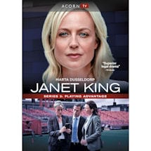 PRE-ORDER Janet King: Series 3: Playing Advantage