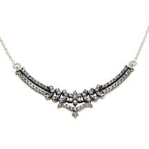 Sterling Silver Victorian Necklace
