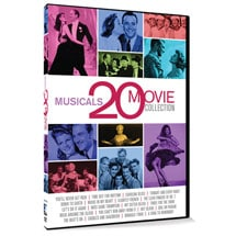 20 Movie Musicals Collection DVD