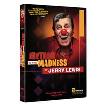 Method to the Madness of Jerry Lewis DVD