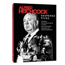 Alfred Hitchcock Suspense Films Collection