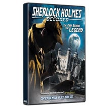 Sherlock Holmes Decoded: The Man Behind the Legend