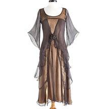 Tea Rose Gown