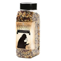 Whodunnit Popcorn: Blended for Mystery Lovers
