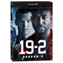 19-2: Season 4 The Final Season DVD