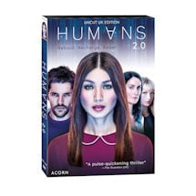 Humans: 2.0 (Series 2) DVD & Blu-ray