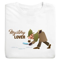 Mystery Lover Shirts