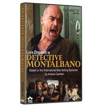 Detective Montalbano DVD: Episodes 7-9