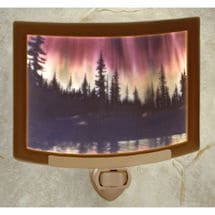 Northern Lights Night Light