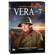 Vera: Set 7 DVD
