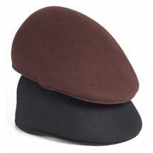 Men's Wool Ascot Cap