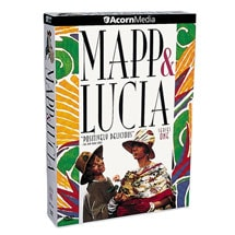 Mapp & Lucia: Series One DVD