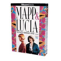 Mapp & Lucia: Series Two DVD