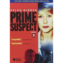 Prime Suspect: Series 3 DVD