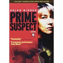 Prime Suspect: Series 5 DVD