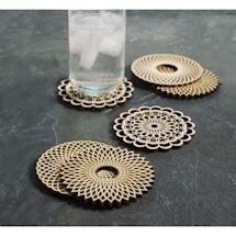 Spiral Coasters Set
