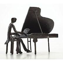 Pianist Sculpture