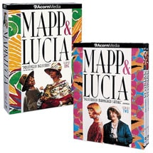 Mapp & Lucia Series 1 and 2: The Complete Series DVD