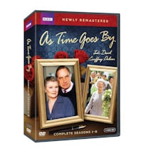 As Time Goes By: The Complete Series Remastered DVD