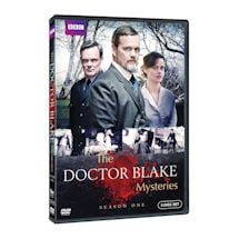 Doctor Blake Mysteries: Season 1 DVD