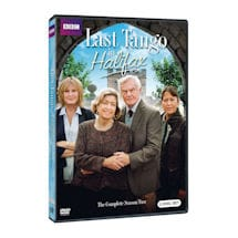 The Last Tango in Halifax: Season 2 DVD