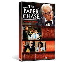 The Paper Chase: Season 3 DVD