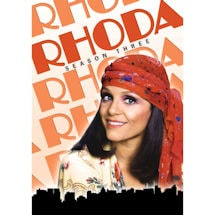 Rhoda: Season 3 DVD
