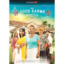 PRE-ORDER The Good Karma Hospital: Series 1
