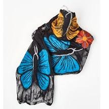 Butterfly Garden Wrap
