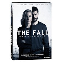 The Fall: Complete Collection DVD & Blu-ray