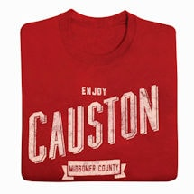 Causton Tourist Shirts
