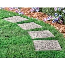Celtic Knot Garden Stones Set
