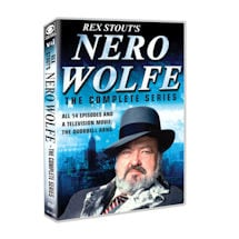 Nero Wolfe: The Complete Series DVD