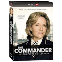 The Commander: The Complete Collection DVD