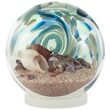Blue Sea Globe