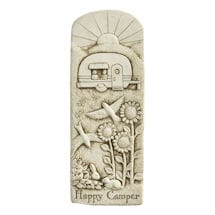 Happy Camper Plaque