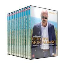 Detective Montalbano Binge Set: Episodes 1-30 DVD