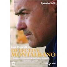 Detective Montalbano Episodes 16-18