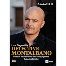 Detective Montalbano Episodes 25-26