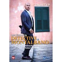 Detective Montalbano Episodes 27-28 DVD