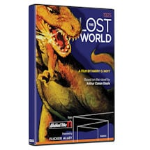 The Lost World 2K Restoration Blu-ray
