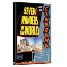 Seven Wonders of the World Blu-ray/DVD Combo