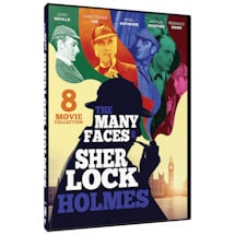 The Many Faces of Sherlock Holmes 8-Movie Collection