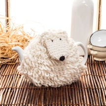Sheep Cozy with Teapot